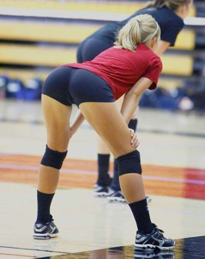 Free College Volleyball Amateur Porn 19